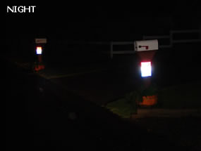 Valley Illuminators Driveway sign_2